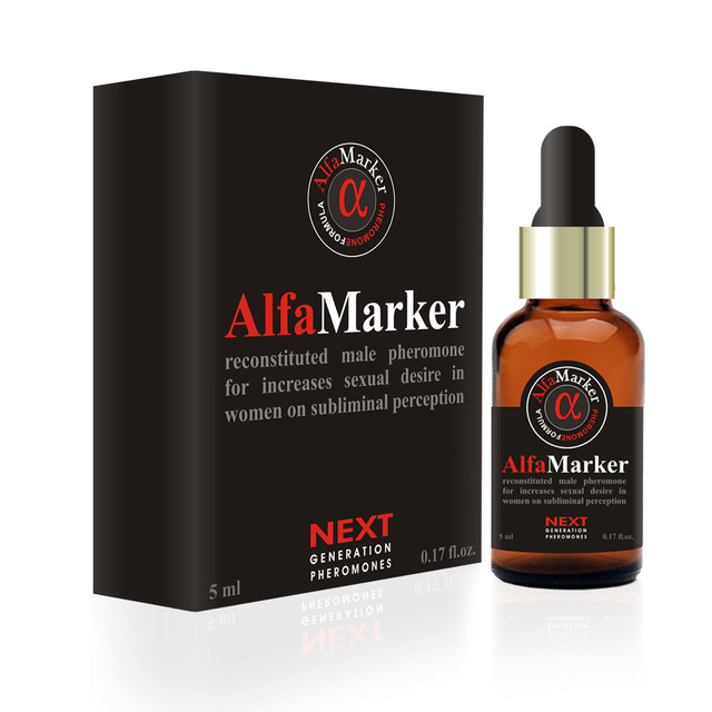 AlfaMarker for Men, 5ml